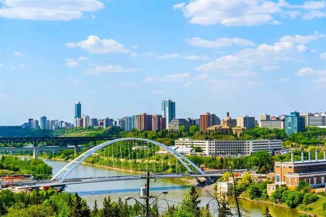 509 10149 Saskatchewan Drive, Edmonton, AB T6E 6B6 (#E4209616) :: RE/MAX River City