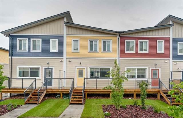 41 2830 14 Avenue, Edmonton, AB T6T 2K4 (#E4209677) :: RE/MAX River City