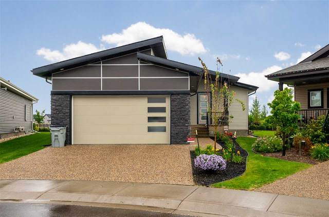 120 50 Heatherglen Drive, Spruce Grove, AB T7X 0R6 (#E4209690) :: The Foundry Real Estate Company