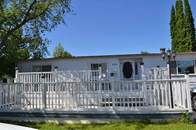 424 Evergreen Park, Edmonton, AB T5Y 4M2 (#E4209709) :: Initia Real Estate