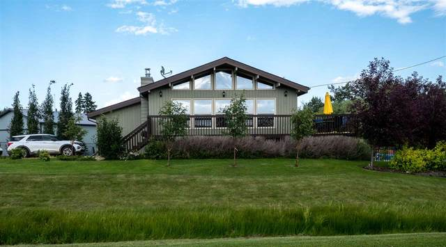 26-464018 Rge Rd 12A, Rural Wetaskiwin County, AB T0C 2V0 (#E4209863) :: RE/MAX River City