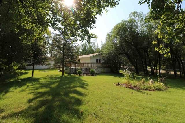 701 55107 Rge Rd 33, Rural Lac Ste. Anne County, AB T0E 1A0 (#E4209940) :: RE/MAX River City