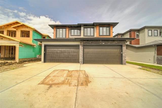 11 Taylor Court, Spruce Grove, AB T7X 0X7 (#E4210028) :: Initia Real Estate