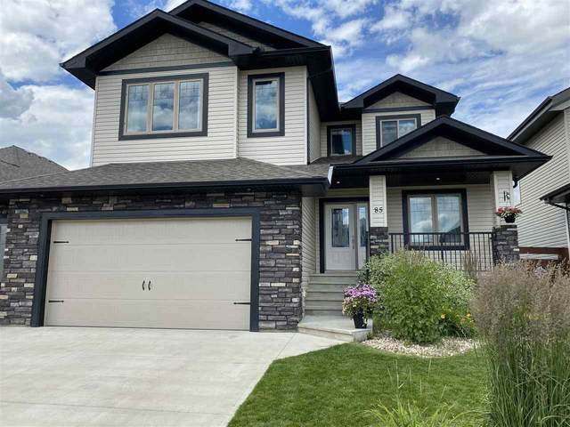85 Danfield Place, Spruce Grove, AB T7X 0E6 (#E4210045) :: The Foundry Real Estate Company