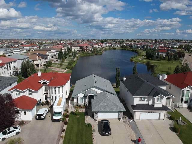 16115 76 Street NW, Edmonton, AB T5R 3A5 (#E4210120) :: Initia Real Estate