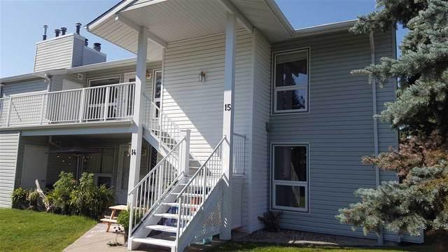 15 2115 118 Street, Edmonton, AB T6J 5N1 (#E4210144) :: The Foundry Real Estate Company