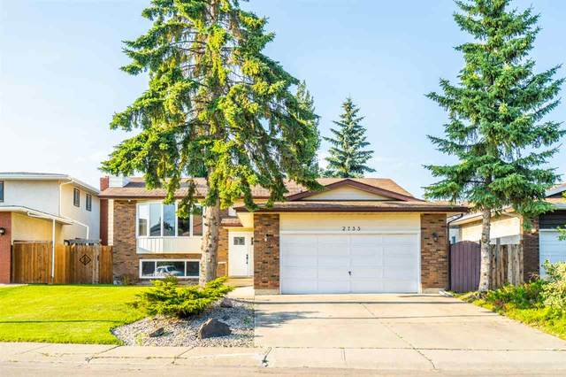 2735 83 Street, Edmonton, AB T6K 3G7 (#E4210208) :: RE/MAX River City