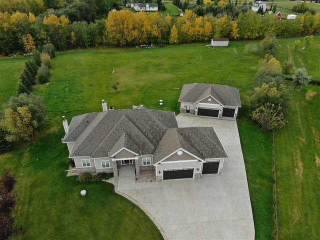 145 52555 RR 223, Rural Strathcona County, AB T8A 6M8 (#E4210601) :: Initia Real Estate