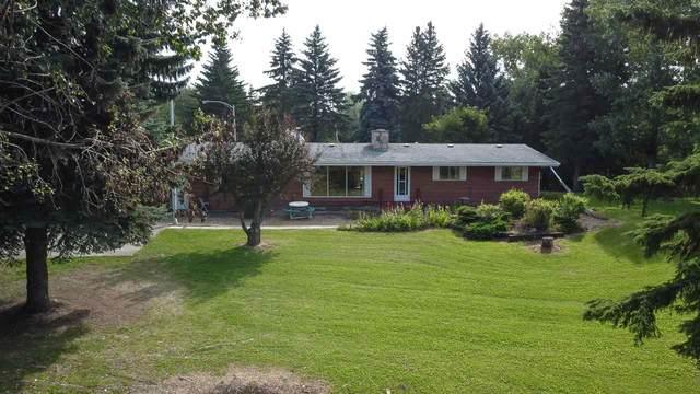 242 52349 RGE RD 233, Rural Strathcona County, AB T8B 1C8 (#E4210608) :: RE/MAX River City