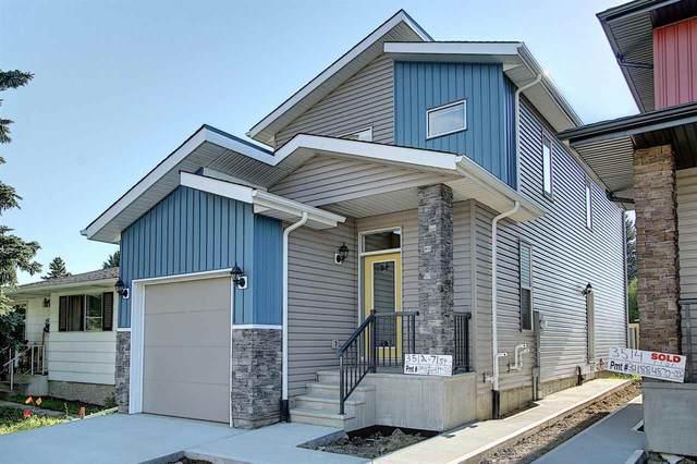 3512 71 Street NW, Edmonton, AB T6K 0M7 (#E4210762) :: The Foundry Real Estate Company