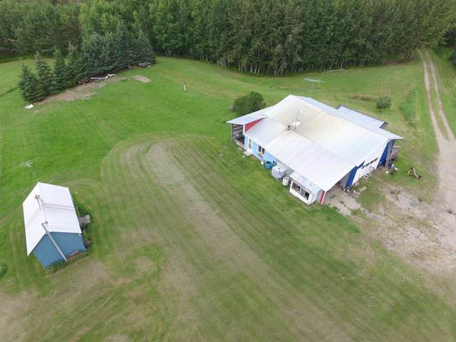 31 51314 Range Road 21, Rural Parkland County, AB T7Y 2H5 (#E4210788) :: The Foundry Real Estate Company