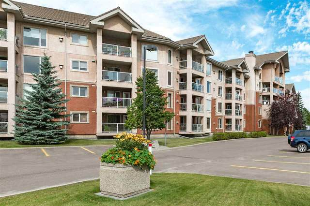 226 200 Bethel Drive, Sherwood Park, AB T8H 2C5 (#E4210837) :: The Foundry Real Estate Company