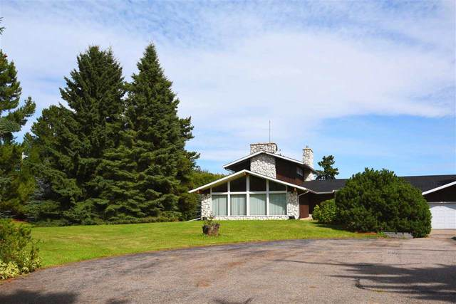 14 53212 RGE RD 15, Rural Parkland County, AB T7Z 2T8 (#E4210877) :: Initia Real Estate