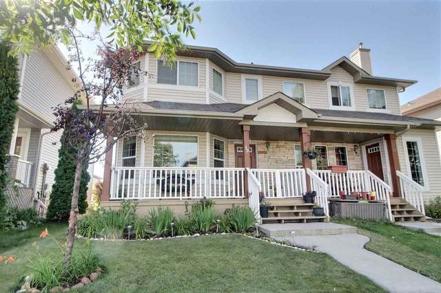 19 Vernon Street, Spruce Grove, AB T7X 0B6 (#E4211047) :: The Foundry Real Estate Company