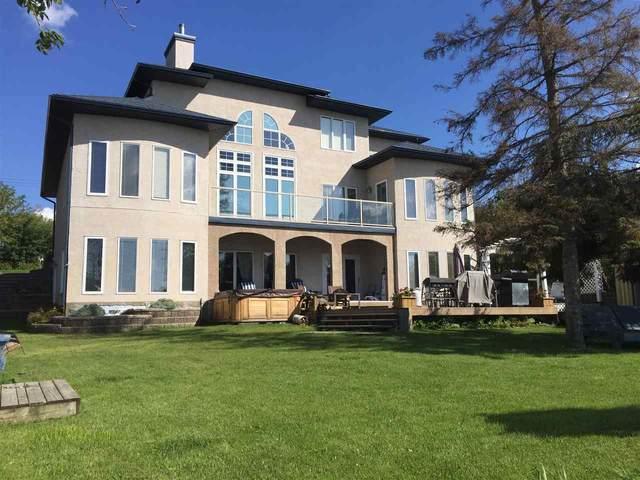 #37 Grosbeak, Rural Bonnyville M.D., AB T9N 2G6 (#E4211122) :: Initia Real Estate