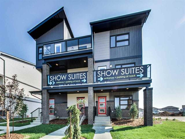 43 1203 163 Street, Edmonton, AB T6W 3X1 (#E4211146) :: The Foundry Real Estate Company