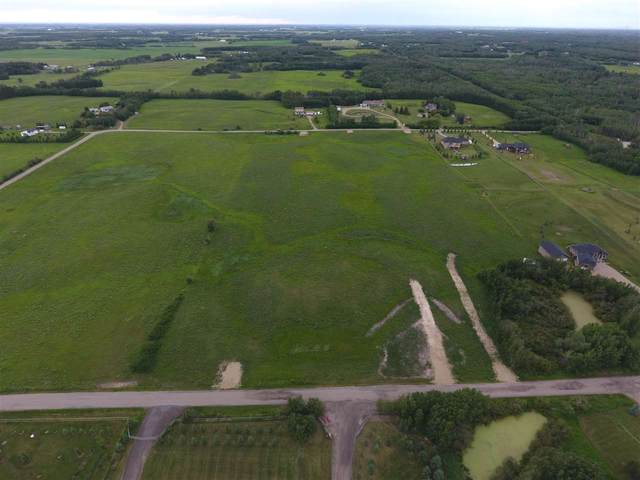 22111 Twp Rd 510, Rural Leduc County, AB T0B 3M2 (#E4211288) :: The Foundry Real Estate Company