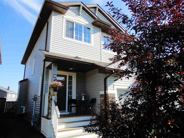 9 Meadowview Court, Spruce Grove, AB T7X 0N2 (#E4211294) :: Initia Real Estate