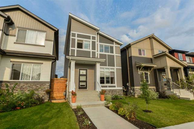 788 Berg Loop, Leduc, AB T9E 1G9 (#E4211377) :: Initia Real Estate