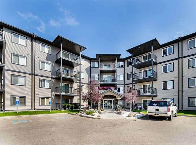 325 5951 165 Avenue NW, Edmonton, AB T5Y 0J6 (#E4211453) :: Initia Real Estate