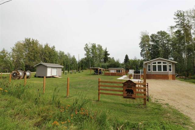 401, 55107 Rge Rd 33, Rural Lac Ste. Anne County, AB T0E 1A0 (#E4211526) :: Initia Real Estate