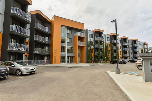 235 503 Albany Way, Edmonton, AB T6V 0M5 (#E4211597) :: The Foundry Real Estate Company