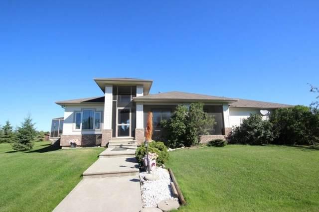 330 50512 RGE RD 245, Rural Leduc County, AB T4X 0P5 (#E4211703) :: Initia Real Estate