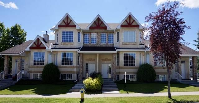 18 303 Leger Way, Edmonton, AB T6R 2X9 (#E4211712) :: Initia Real Estate