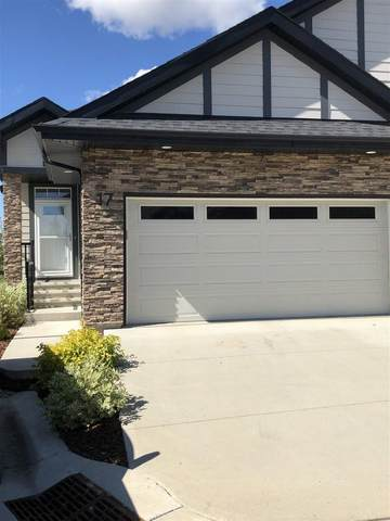 17 55 Cranford Drive, Sherwood Park, AB T8H 1W5 (#E4211731) :: The Foundry Real Estate Company