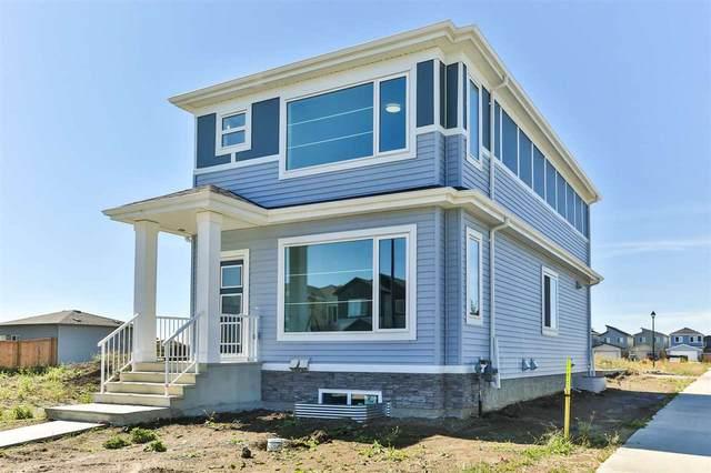 980 Berg Place, Leduc, AB T9E 1L8 (#E4211990) :: Initia Real Estate