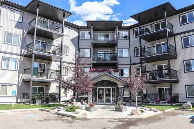 212 5951 165 Avenue, Edmonton, AB T5Y 0J6 (#E4212029) :: Initia Real Estate