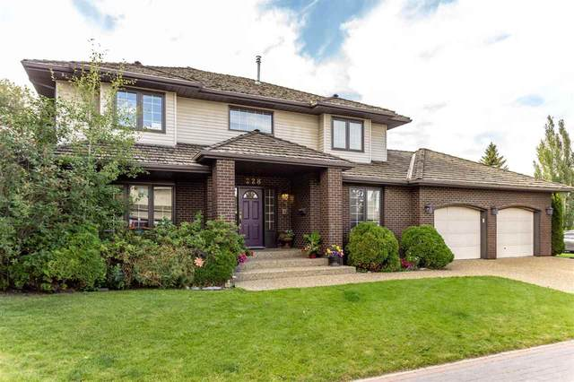 228 Whiston Road, Edmonton, AB T6M 2H6 (#E4212153) :: The Foundry Real Estate Company