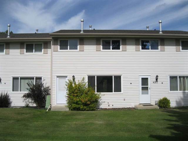 4315 46 Street, Stony Plain, AB T7Z 1J5 (#E4212302) :: Initia Real Estate