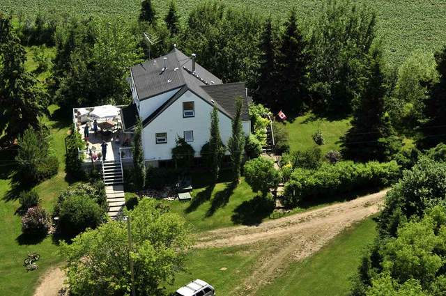 56223A Rr 31, Rural Lac Ste. Anne County, AB T0E 1A0 (#E4212390) :: Müve Team   RE/MAX Elite