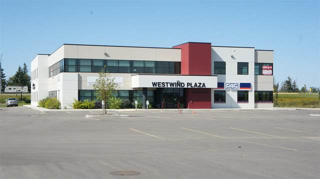 #124 20 WESTWIND DR, Spruce Grove, AB T7X 0B9 (#E4212429) :: The Foundry Real Estate Company