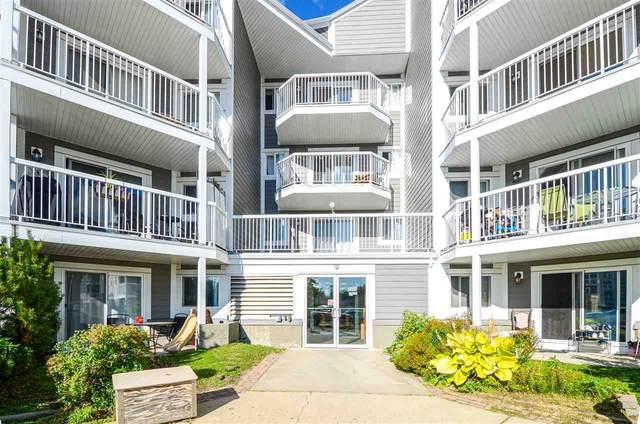 317 5005 31 Avenue, Edmonton, AB T6L 6S6 (#E4212577) :: Initia Real Estate