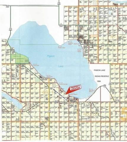 TBD Crystal Key Crescent, Rural Wetaskiwin County, AB T0C 2V0 (#E4212671) :: RE/MAX River City