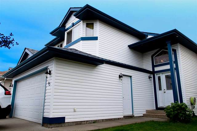 45 Highlands Way, Spruce Grove, AB T7X 4L4 (#E4212688) :: The Foundry Real Estate Company