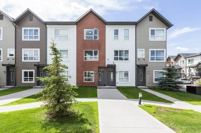 120 2560 Pegasus Boulevard, Edmonton, AB T5E 6V4 (#E4212704) :: RE/MAX River City