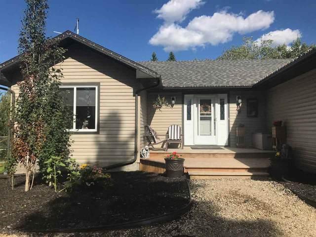 102 55504 Rge. Rd. 13, Rural Lac Ste. Anne County, AB T0E 1V0 (#E4212711) :: The Foundry Real Estate Company