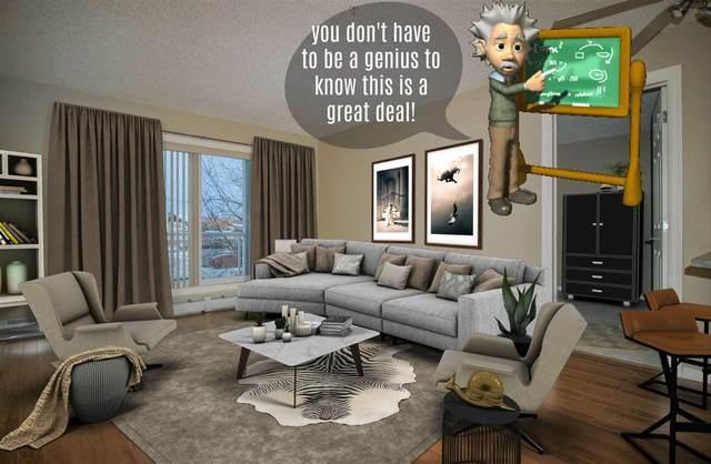 216 15211 139 Street, Edmonton, AB T6V 0A1 (#E4212852) :: Initia Real Estate