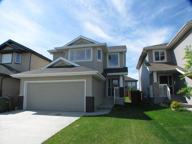 36 Norelle Terrace, St. Albert, AB T8N 3V5 (#E4212978) :: The Foundry Real Estate Company