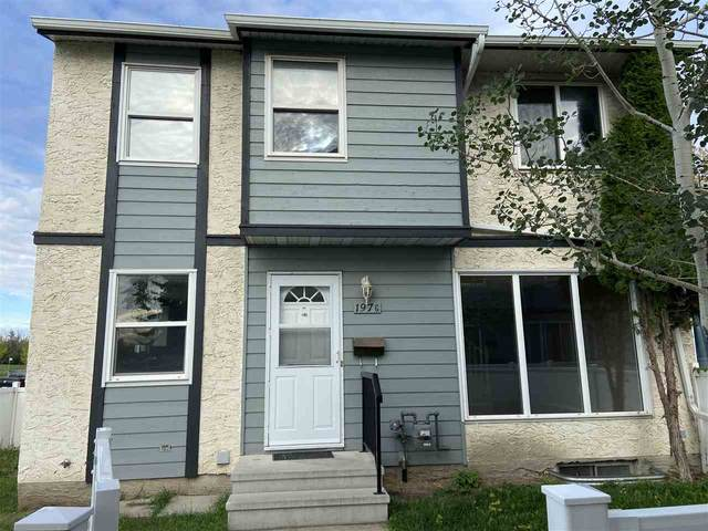 197G Homestead Crescent, Edmonton, AB T5A 2Y2 (#E4213167) :: The Foundry Real Estate Company