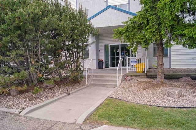 403 11446 40 Avenue, Edmonton, AB T6J 0R5 (#E4213199) :: Initia Real Estate