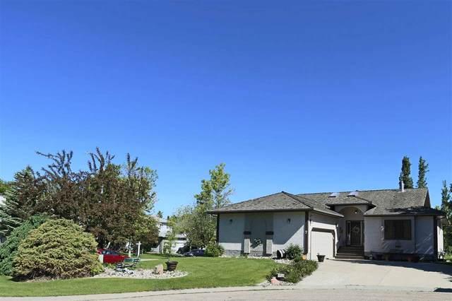 7 Fieldstone Cove, Spruce Grove, AB T7X 3C1 (#E4213288) :: Initia Real Estate