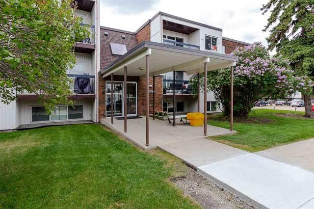 306 11425 41 Avenue, Edmonton, AB T6J 0T9 (#E4213426) :: Initia Real Estate