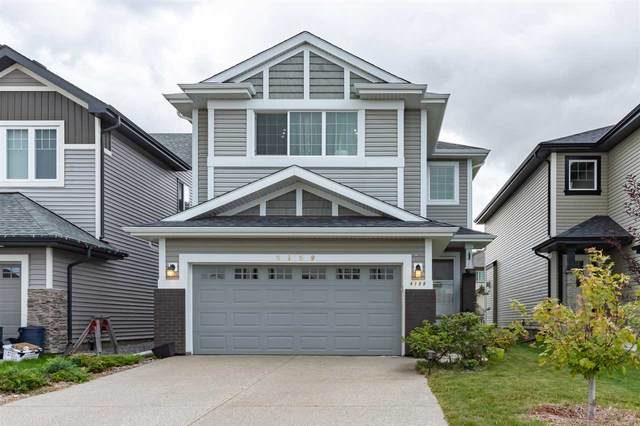 4159 Alexander Way, Edmonton, AB T6W 2C8 (#E4213522) :: Initia Real Estate
