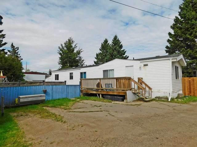 #15 4839 47 Street, Gibbons, AB T0A 1N0 (#E4213583) :: Initia Real Estate
