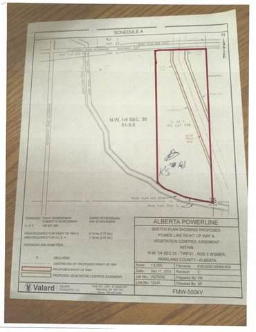 TWP Rd 515A, Rural Parkland County, AB T0E 2Y0 (#E4213615) :: Müve Team | RE/MAX Elite
