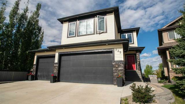 335 Bridgeport Place, Leduc, AB T9E 0M3 (#E4213623) :: Initia Real Estate